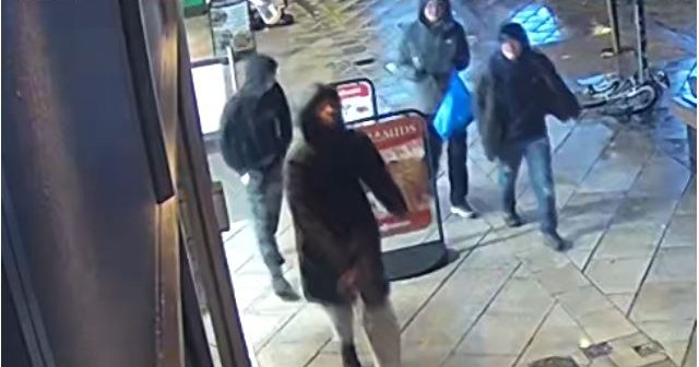 LOCAL NEWS: Police appeal to public to help find street robbers