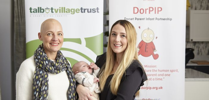 LOCAL: Talbot Village Trust helps charity to support local families