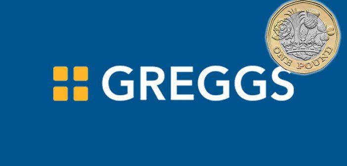 Greggs one pound rage