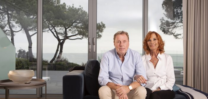 WHAT'S ON: Ever wondered what it's like to live with Harry Redknapp?