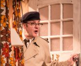 LEISURE: Joe Pasquale returns as Frank Spencer in Some Mothers Do 'Ave 'Em.