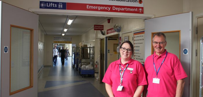 LOCAL NEWS: Rapid response volunteers support local NHS staff