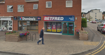 Betfred robbery