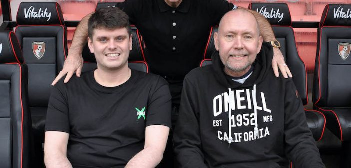 HEALTH: Cherries Chairman left 'humbled' by cancer patient and son