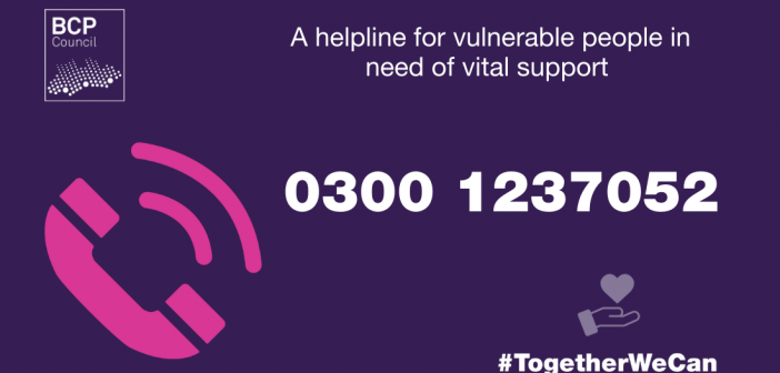 LOCAL NEWS: Together We Can: Council Launch Helpline for Vulnerable
