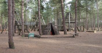 image of moors valley park