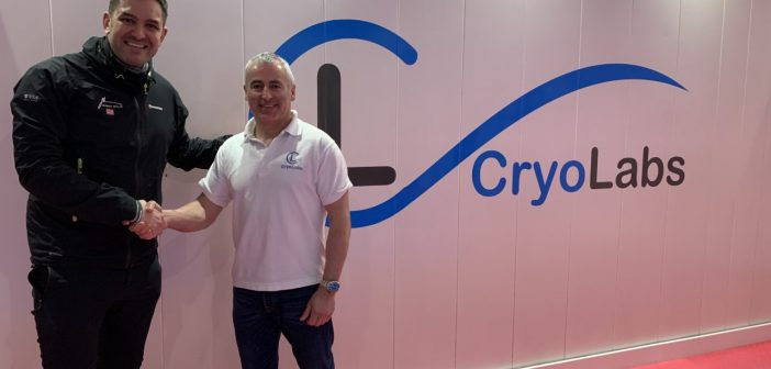 image of Jordan Wylie and Ian Watson of CryoLabs