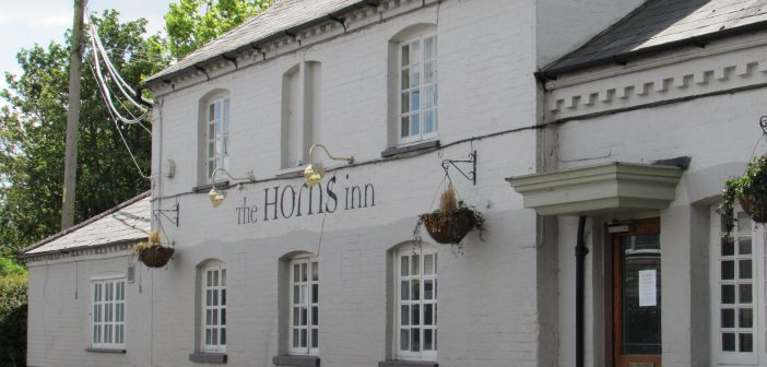 LOCAL NEWS: Police appeal for witnesses to incident at Horns Inn, Parley