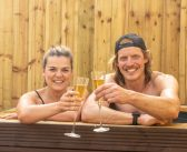 LOCAL NEWS: Hot tub hero – man builds hot tub for NHS worker fiancée