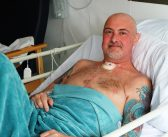 LOCAL: Man makes incredible recovery from COVID-19 despite serious underlying conditions
