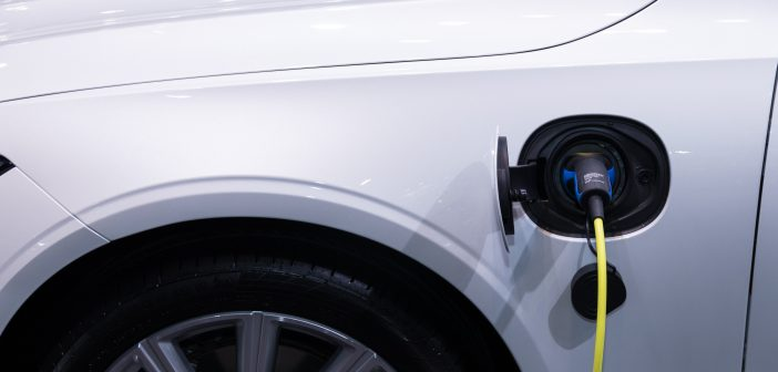 LOCAL NEWS: Electric vehicle charging points may soon be household 'necessity'