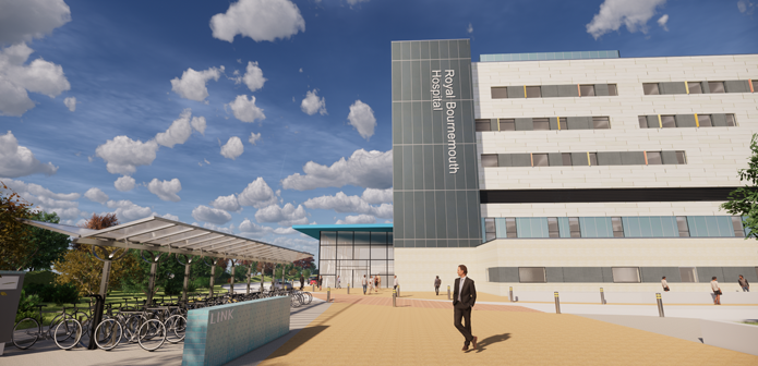 BREAKING: Royal Bournemouth Hospital plans given green light