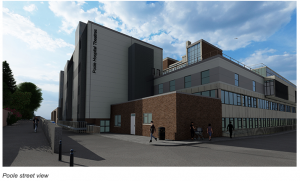 Poole Hospital expansion