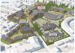 Plans for Christchurch Hospital
