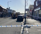 LOCAL NEWS: Winton high street closed due to shop fire