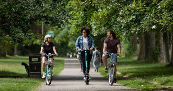 Beryl Bikes assist Kickstart scheme