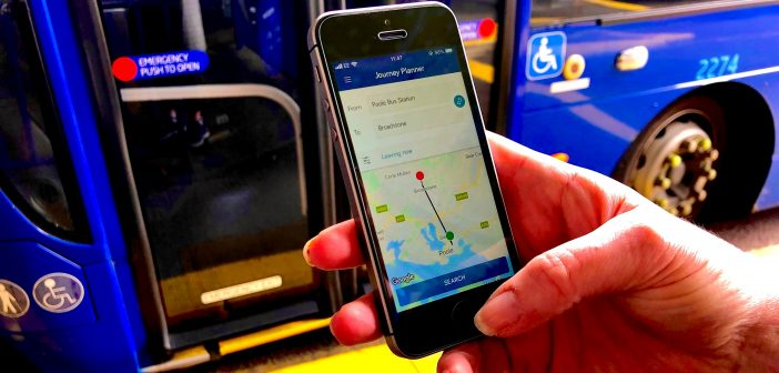 TRANSPORT: Morebus creates an innovative new bus ticketing app