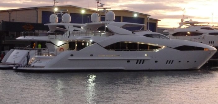 LEISURE: Luxury yacht parade to grace the sea at Air Festival