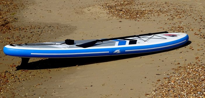 NEWS: String of paddleboard thefts in Poole