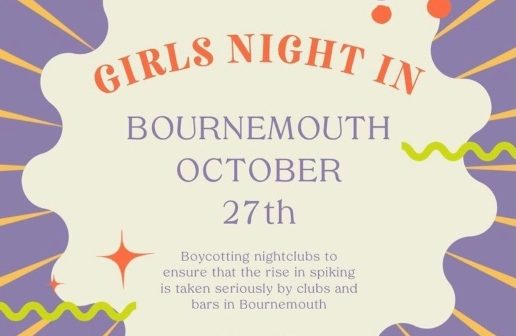 NEWS: Bournemouth joins the 'Girls Night In' campaign